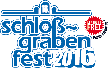 Schlossgrabenfest Logo
